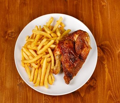 Chicken Avenue Quarter Chicken 404x346